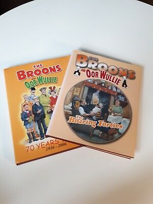 The Broons And Oor Wullie Roaring Forties + 70 Years Young