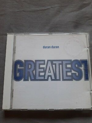 Duran duran CD Greatest Album 1998