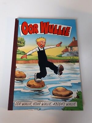 Oor wullie book DC Thompson from 1996