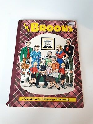 The Broons book DC Thompson from 1996