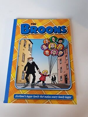 The Broons book DC Thompson from 2009