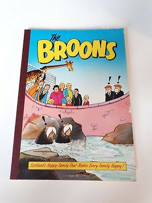 The Broons book DC Thompson from 1989