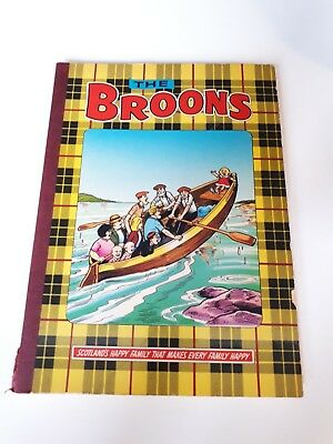 The Broons book DC Thompson from 1983