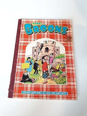 The Broons book DC Thompson from 1985