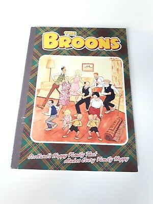 The Broons book DC Thompson from 2010