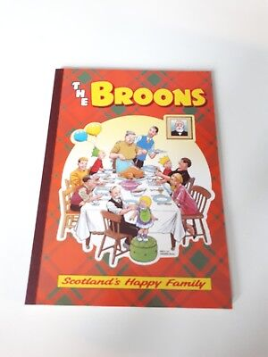 The Broons book DC Thompson from 1997