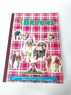 The Broons book DC Thompson from 1973