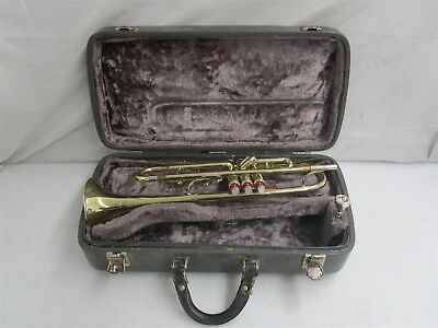 Cleveland Superior Trumpet by King 218684 W/ Case