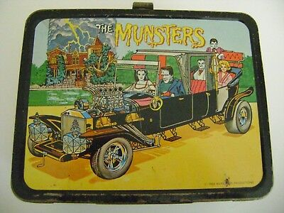 3 Metal Lunch Boxes,The Munsters/ Star Wars Return Of The Jedi/Doctor Dolittle