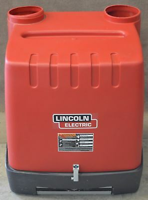 Lincoln Electric Statiflex M-200 Dual Arm Welding Fume Extractor Filter Fumes