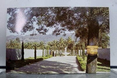 California CA Italian Swiss Colony Winery Postcard Old Vintage Card View Post PC