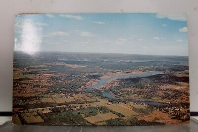 Maine ME St Stephen Canada Calais Postcard Old Vintage Card View Standard Post
