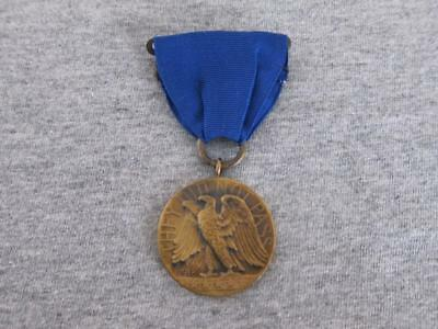WW1 US Army USMC US Navy Springfield Massachusetts Service Victory Town Medal