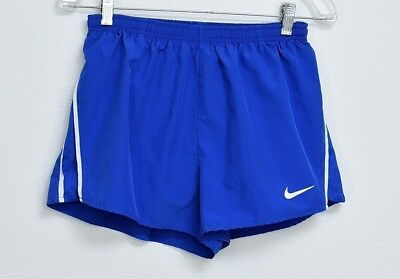 Nike Dri Fit Womens Athletic Running Sports Lined Tempo Shorts Sz M