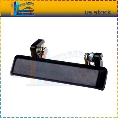 For 86-95 Suzuki Samurai Outside Exterior Black Front Right Side RF Door Handle