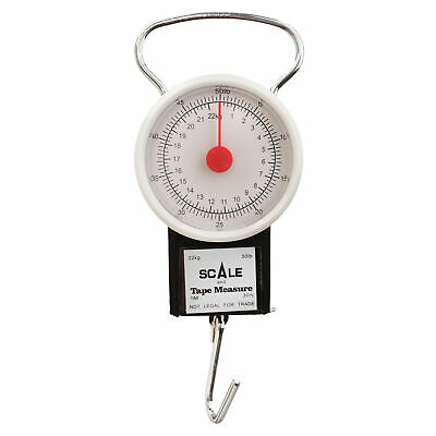Eagle Claw 50 Lb Dial Scale W Tape Measure 1pc 04070-003