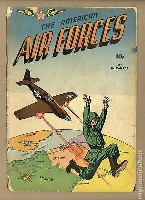 American Air Forces #1 1944 FR/GD 1.5