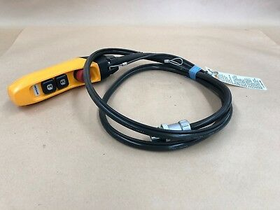 Kito Electric Swd B200 Aa1 Kito Electric Chain Hoist Pushbutton Control