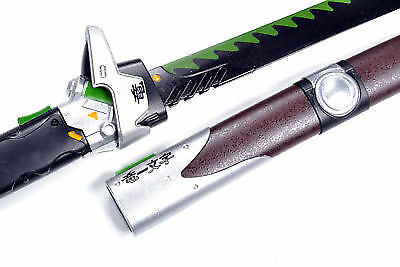 Genji Dragon Blade Overwatch Sword