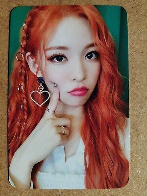 FROMIS_9 CHAEYOUNG #1 Official PHOTOCARD [FROM.9] Special Single Album FROMIS9