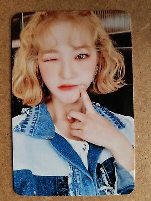 FROMIS_9 JIHEON #1 Official PHOTOCARD [FROM.9] Special Single Album FROMIS9