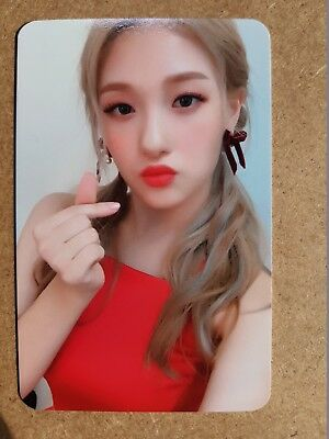 FROMIS_9 SEOYEON #2 Official PHOTOCARD [FROM.9] Special Single Album FROMIS9
