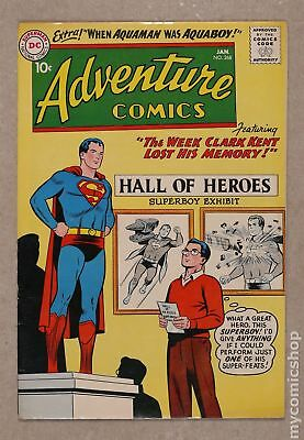 Adventure Comics (1st Series) #268 1960 VG/FN 5.0