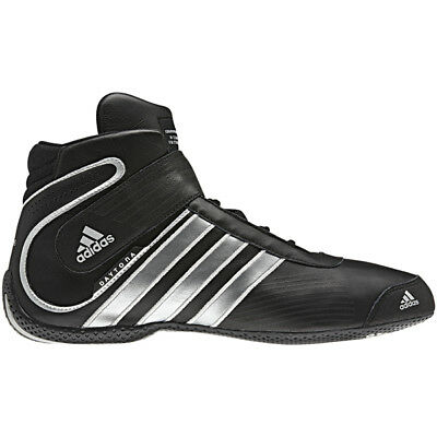 adidas Daytona FIA Approved Race Boot Black/Silver
