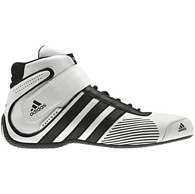 adidas Daytona FIA Approved Race Boot White/Black