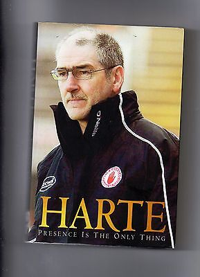 Tyrone Gaa - Micky Harte Autobiography - Presence Is The Only Thing - Football
