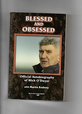 Kerry Gaa - Mick O'dwyer Autobiography - Blessed & Obsessed - Football
