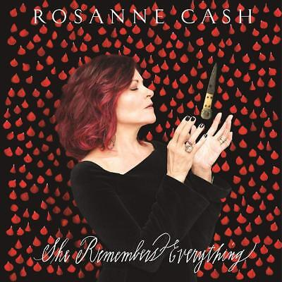 Roseanne Cash - She Remembers Everything (NEW CD)