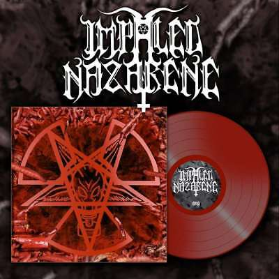IMPALED NAZARENE - All That You Fear  LP  RED