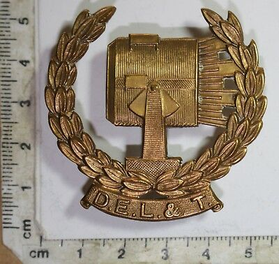 South Africa Electric Light & Telephone Arm Badge
