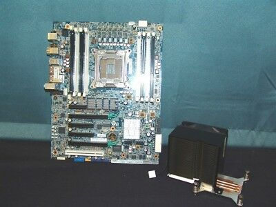 HP MOTHERBOARD FOR Hp Z620 Workstation - System Board 619559-001 Tested!