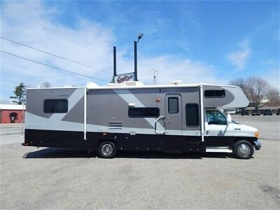 2007 Coachmen Leprechaun 317KS Class C MH Ford V10 E450 Onan Generator Slide Out