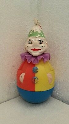 Rolly Toys -  Stehaufmännchen - Clown -  Western Germany