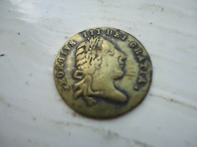 George III In Memory of The Good Old Days 1788 Gaming Token