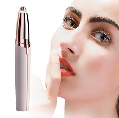 Flawless Brows Eyebrow Hair Remover,Electric Face Brows Hair Remover Epilator We