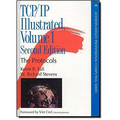 TCP/IP Illustrated: The Protocols v. 1 - Hardcover NEW Kevin R. Fall 2011-11-15