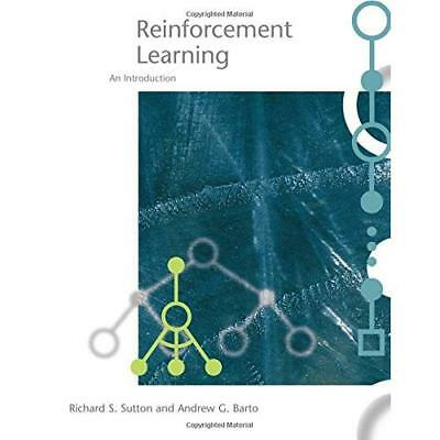 Reinforcement Learning: An Introduction (Adaptive Compu - Hardcover NEW Sutton,