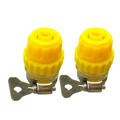 Universal Kitchen Mixer Tap To Garden Hose Pipe Connector Adapter In Outdoor
