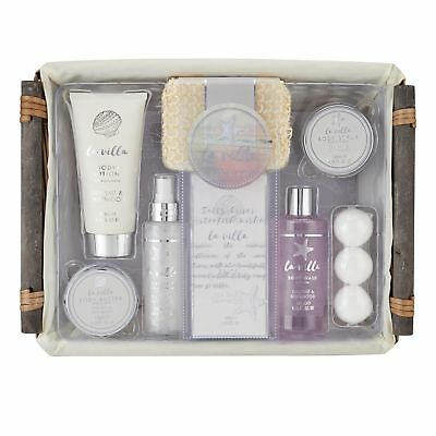 Donne Cosmetico/Coccole Set Regalo - Style And Grace Vizi Deluxe Ceste