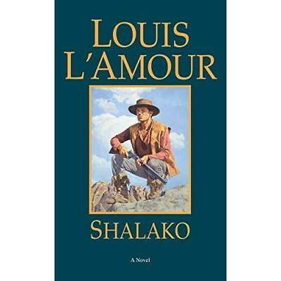 Shalako - Paperback NEW L'Amour, Louis 1985-01-01
