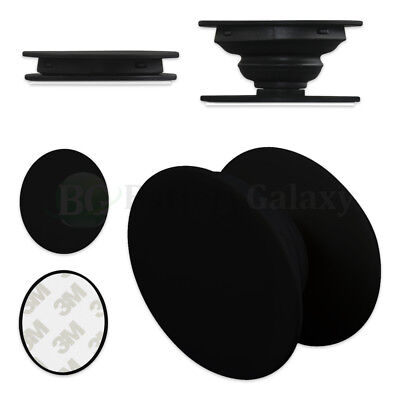 50X Pop Up Expand Kickstand Hand Grip Oval Mount For Samsung S9 S9+ Plus Note 9