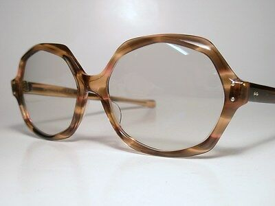 """NOS 60s-70s Sunglasses A/O American Optical SUNVOGUES """"APPEAL"""" CBRN Tintomatic"""