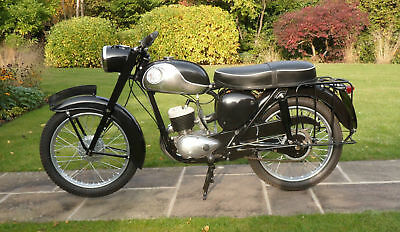 BSA Bantam D13 - VERY VERY Rare with Matching Chassis & Engine Numbers