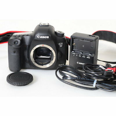 Canon Eos 5D Mark III 22.3 Mp SLR Digital Camera with 29050 Releases