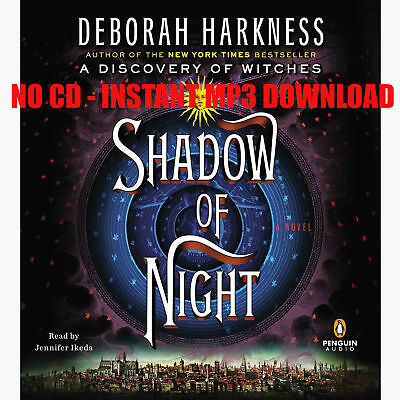 Shadow of Night Deborah Harkness - {AUDIOBOOK}