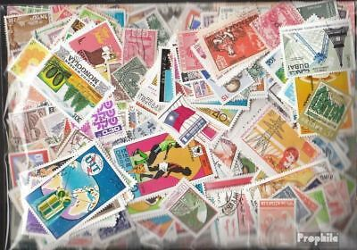Asia 2.000 different stamps